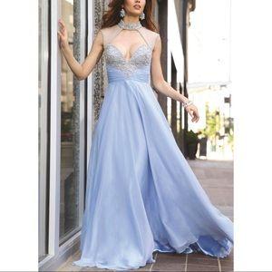 Jovani Gown Light Blue